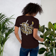 Load image into Gallery viewer, Rattlesnake and Wind Unisex T-Shirt
