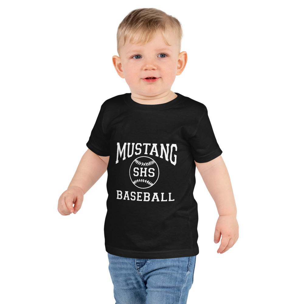 Mustang Baseball Short sleeve kids t-shirt