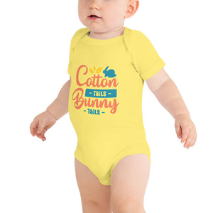 Cotton Tails Bunny Tails Onesie