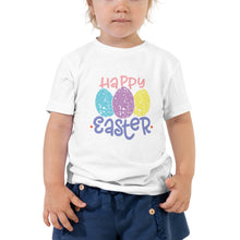 Load image into Gallery viewer, Happy Easter Toddler T-Shirt