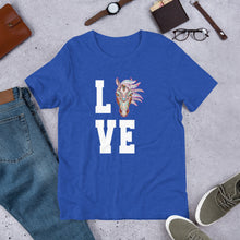 Load image into Gallery viewer, Mustang Love Unisex T-Shirt