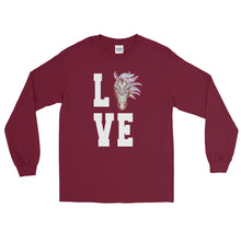 Load image into Gallery viewer, Mustang Love Long Sleeve T-Shirt