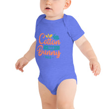 Load image into Gallery viewer, Cotton Tails Bunny Tails Onesie