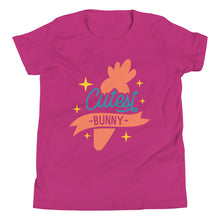 Load image into Gallery viewer, Youth Cutest Bunny T-Shirt