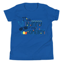 Load image into Gallery viewer, Youth Homeboy Bunny T-Shirt