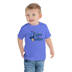 Homeboy Bunny Toddler T-Shirt