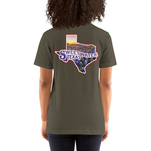Sweetwater Texas Bluebonnets Unisex T-Shirt