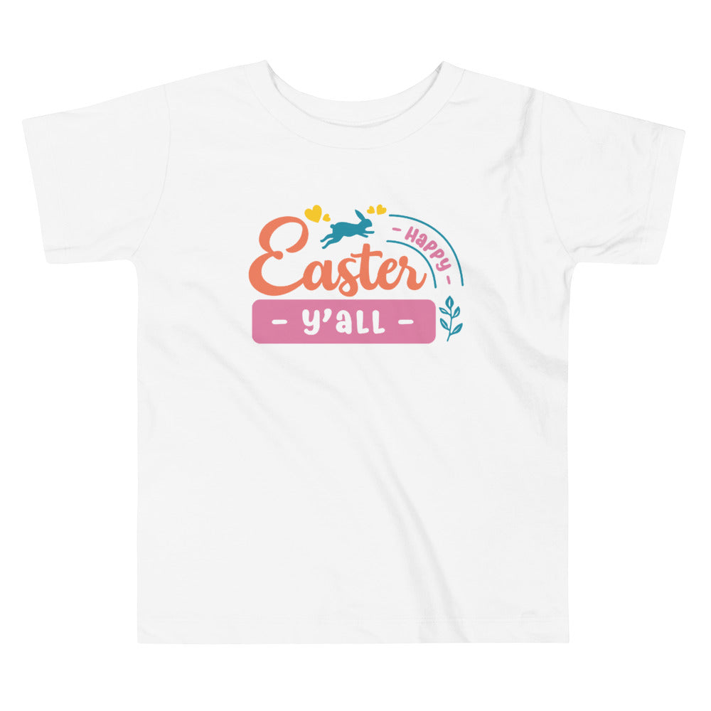 It's Easter Y'all Toddler T-Shirt