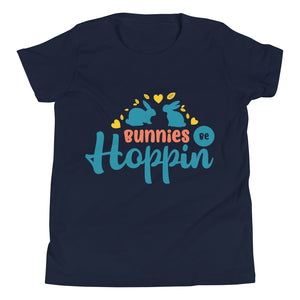 Youth Bunnies be Hoppin' T-Shirt