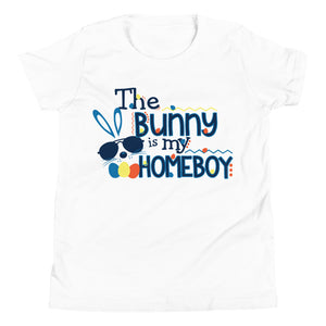 Youth Homeboy Bunny T-Shirt