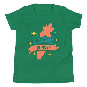 Youth Cutest Bunny T-Shirt