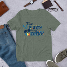 Load image into Gallery viewer, Homeboy Bunny Unisex T-Shirt