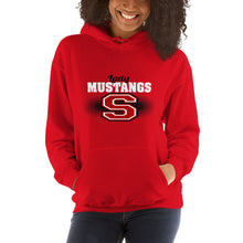 Load image into Gallery viewer, Lady Mustangs Unisex Hoodie