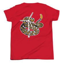Load image into Gallery viewer, Youth Rattlesnake and Wind T-Shirt