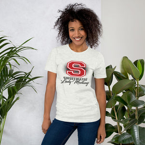 Lady Mustang Unisex T-Shirt