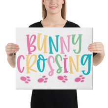 Load image into Gallery viewer, Bunny Crossing Canvas
