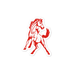 Sweetwater Mustangs Stickers