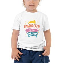 Load image into Gallery viewer, Carrots for the Bunny Toddler T-Shirt