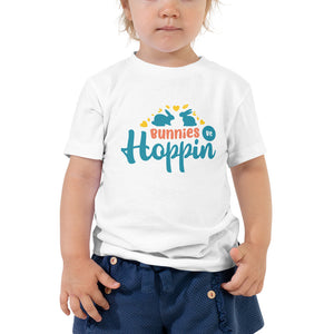 Bunnies Be Hoppin' Toddler T-Shirt