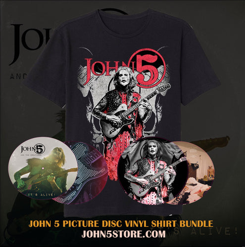 It's Alive Picture Disc Vinyl Bundle - Limited Edtion