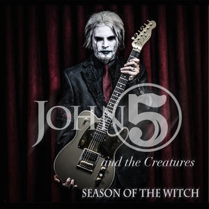 John 5 'Season Of The Witch' Digipak CD