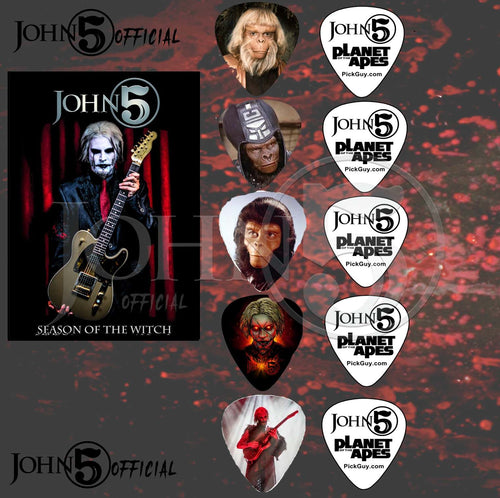 John 5 - Planet Of The Apes Set Full Series