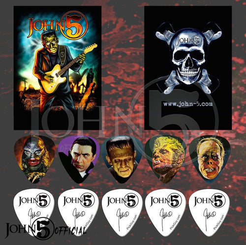 John 5 - Tour Monster 2 Set Full Series