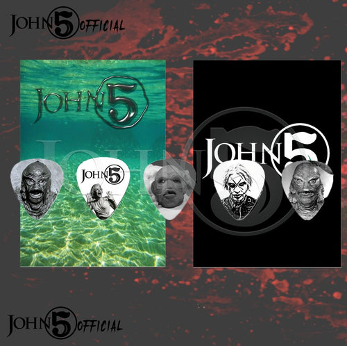 John 5 - Tour Black Lagoon Set Full Series