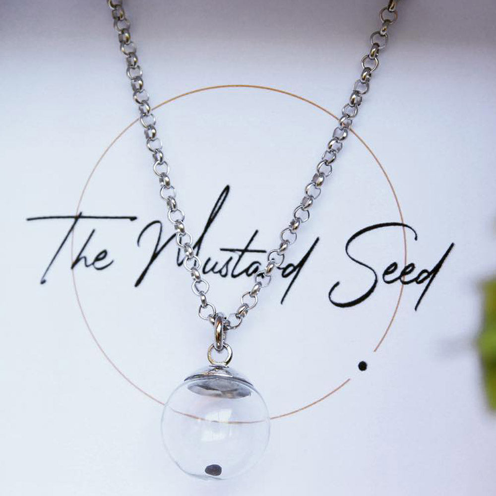 Mustard Seed Necklace