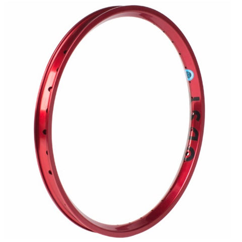 Odyssey Litehouse Rim anodized red BMX Rims Ano