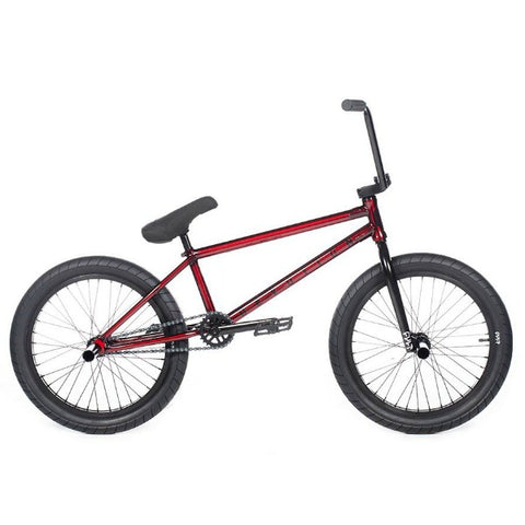 2018 Cult Devotion Bike trans red