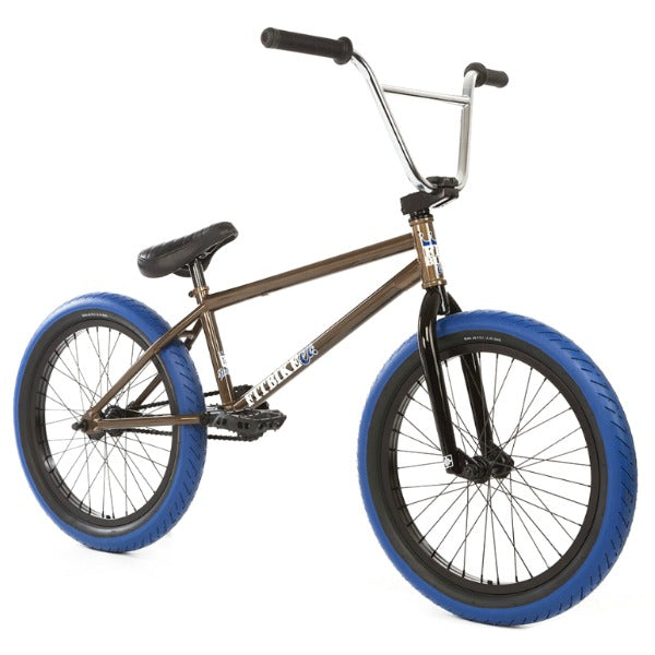 2018 Fit Dugan Bike trans gold BMX