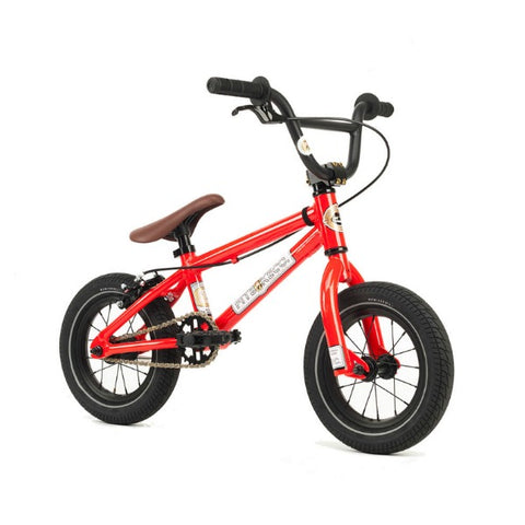 "2018 Fit Misfit 12"" Bike red bmx"