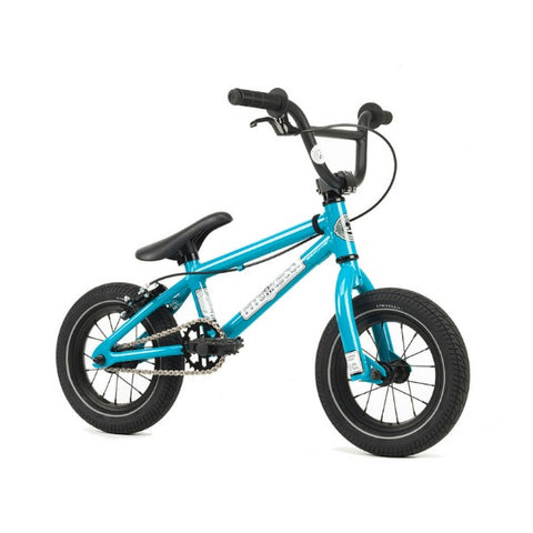 "2018 Fit Misfit 12"" Bike teal BMX"