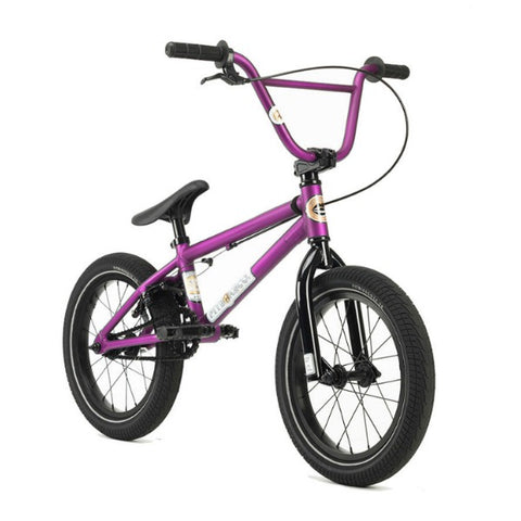 "2018 Fit Misfit 16"" Bike purple BMX"