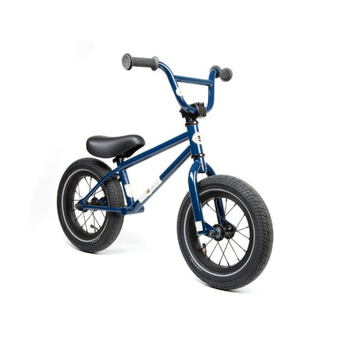 2018 Fit Misfit Balance Bike blue BMX Strider