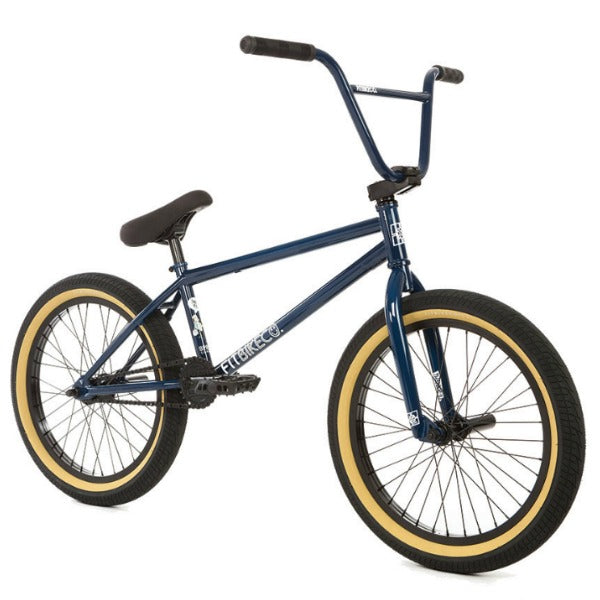 2018 Fit Spriet Bike navy blue BMX