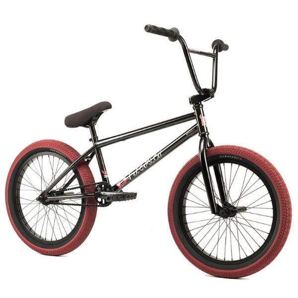 2018 Fit VHS Bike black BMX Van Homan