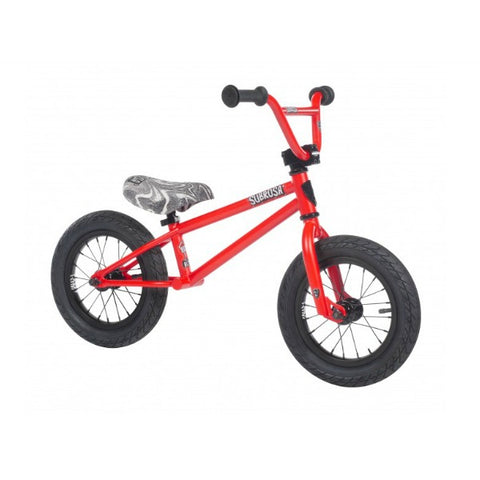 2018 Subrosa Altus Balance Bike red BMX