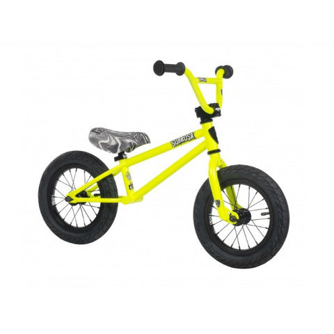 2018 Subrosa Altus Balance Bike yellow BMX