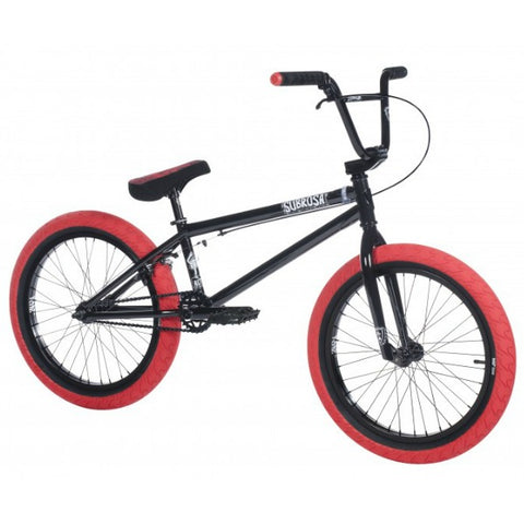 2018 Subrosa Altus Bike black red BMX