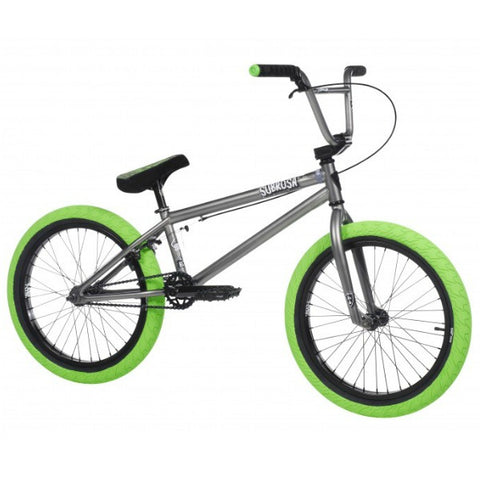 2018 Subrosa Altus Bike phosphate grey green BMX