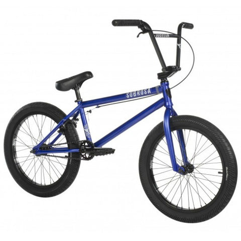2018 Subrosa Salvador FC Bike blue BMX freecoaster
