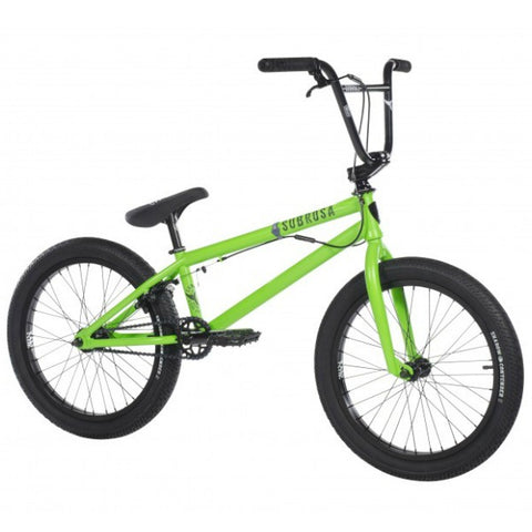 2018 Subrosa Salvador Park Bike green