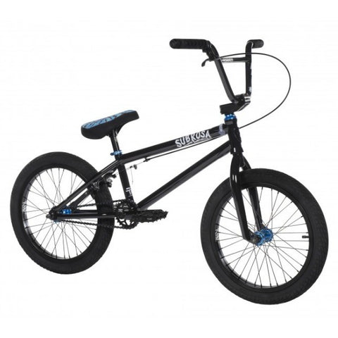 "2019 Subrosa Tiro 18"" Bike black BMX"