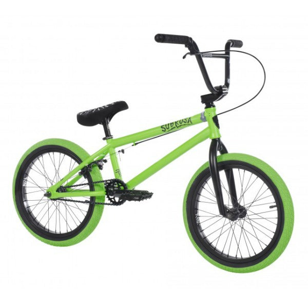 "2018 Subrosa Tiro 18"" Bike green BMX"