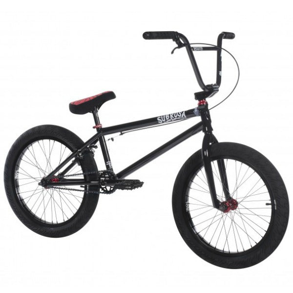 2018 Subrosa Tiro Bike black BMX