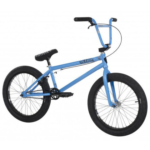 2018 Subrosa Tiro Bike blue BMX