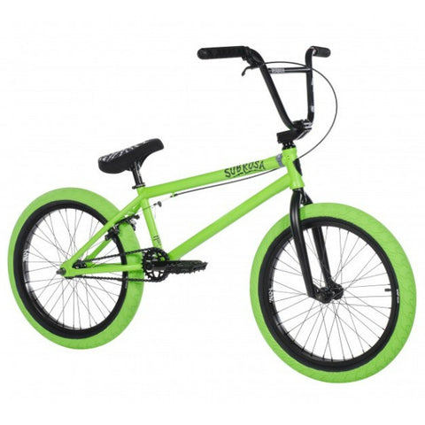 2018 Subrosa Tiro Bike green BMX