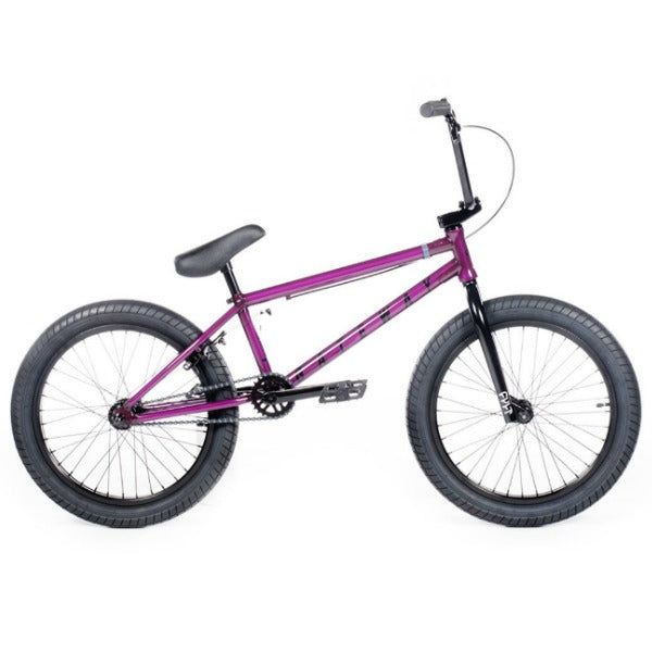 2019 Cult Gateway Jr Bike trans purple BMX